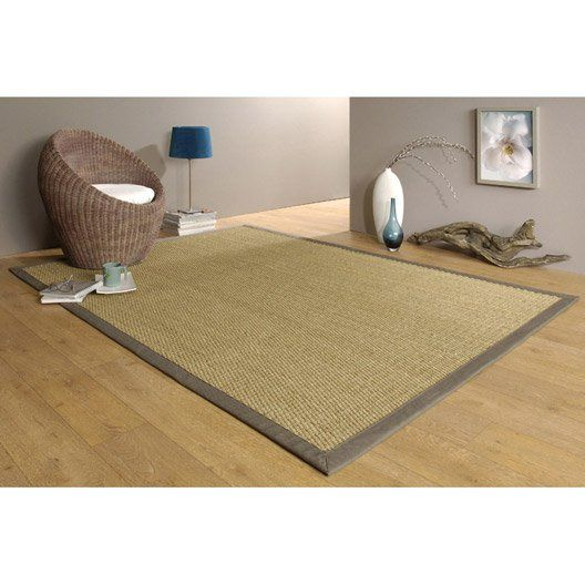 25 best ideas about tapis jonc de mer sur pinterest sisal tapis naturel et tapis de sisal. Black Bedroom Furniture Sets. Home Design Ideas