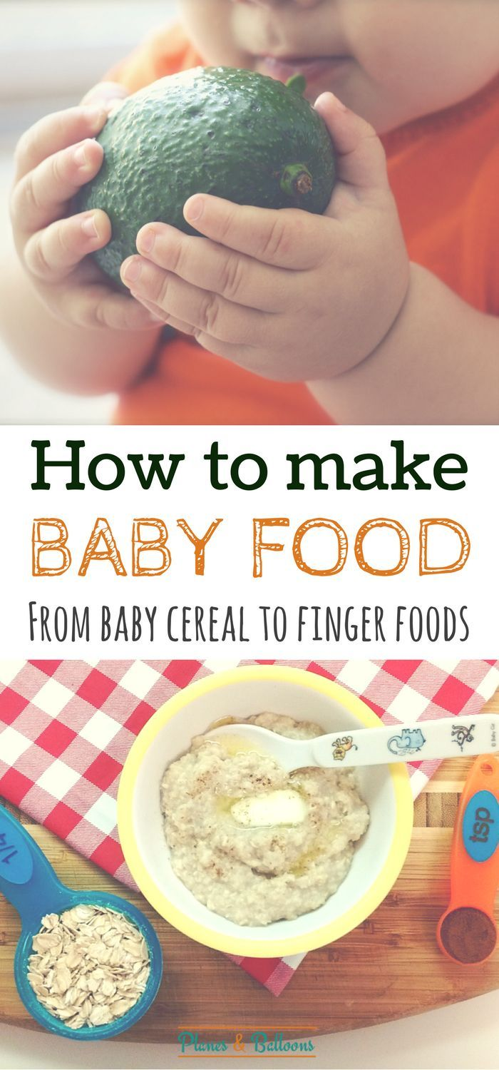 Homemade baby food recipes for all new parents.Making baby food is not difficult even if your cooking skills are not that good. Try some of these diy baby food recipes from baby cereal to finger foods.