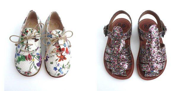 Pèpè, le scarpe per bambini nella nuova collezione Primavera Estate 2015