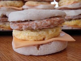 ... Sausage Breakfast Sandwich, Sausage Breakfast and Breakfast Sandwiches