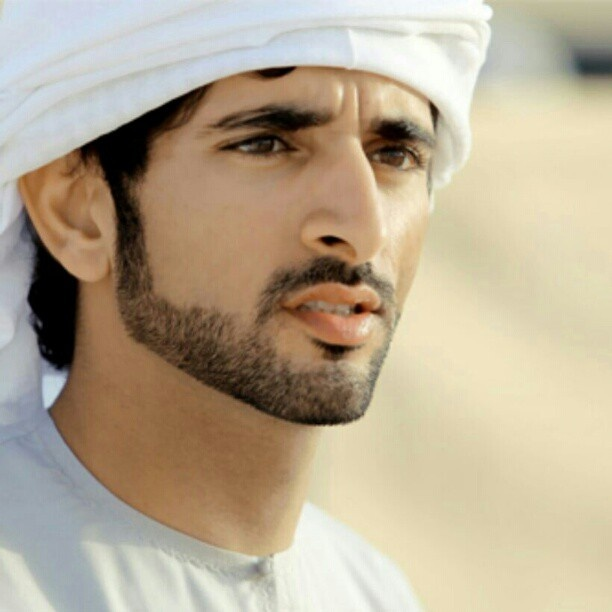 Hamdan bin Mohammed bin Rashid Al Maktoum. Fotografía de ...