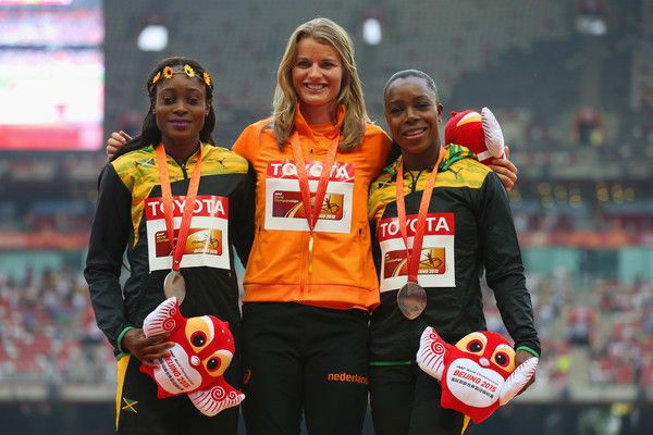 Dafne Schippers Photos - 15th IAAF World Athletics Championships Beijing 2015 - Day Eight - Zimbio