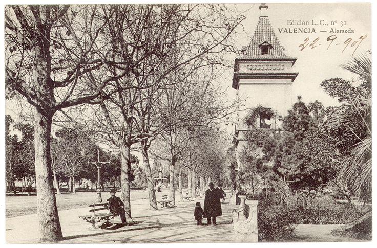 Alameda, Valencia (1907)