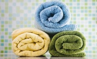 10 erros comuns nos cuidados com a toalha de banho