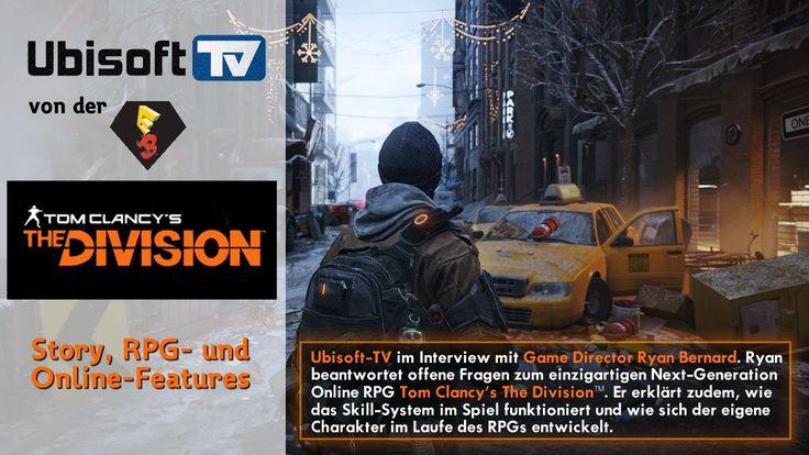 Ubisoft-TV sprach mit Game Director Ryan Bernard über das einzigartige Next-Generation Online RPG Tom Clancy's The Division™. Während des Interviews verriet er wie das Skill-System im Spiel funktioniert und sich der eigene Charakter im Laufe des Spiels entwickeln wird.  ► Offizielle Webseite: http://tomclancy-thedivision.ubi.com ► Ubisoft-TV @ YouTube: http://www.youtube.com/UbisoftTV ► Ubisoft-TV @ Twitter: http://twitter.com/ubisoftde ► Ubisoft-TV @ Facebook…
