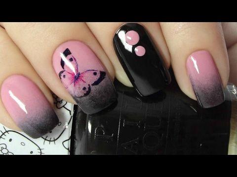 Топ 30 удивительный дизайн ногтей - YouTube