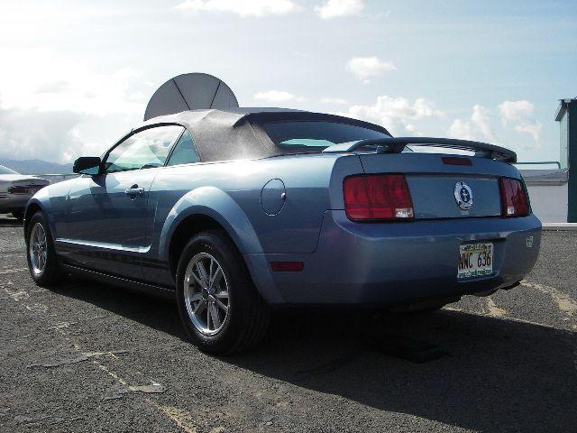 2005 Mustang Convertible Rental 2006 La Trip Cars