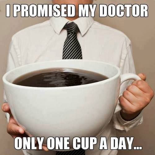 Just Finished My Cup Of Coffee Im Gonna Tackle The Shit Out Of This Monday