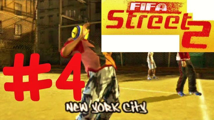 FIFA Street 2 / Gameplay #4