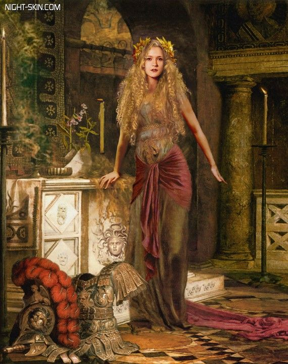the representation of women in the greek mythology The nine muses of greek mythology updated on  beautiful young women who were the goddesses of  arts movements that the representation of the muses.