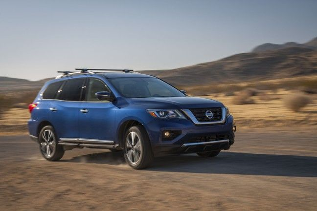 Pathfinder has been reborn for the 2017 model year with more adventure capability, a freshened exterior look and enhanced safety and technology. Put simply, the Nissan Pathfinder has been taken to a higher level of performance and style.