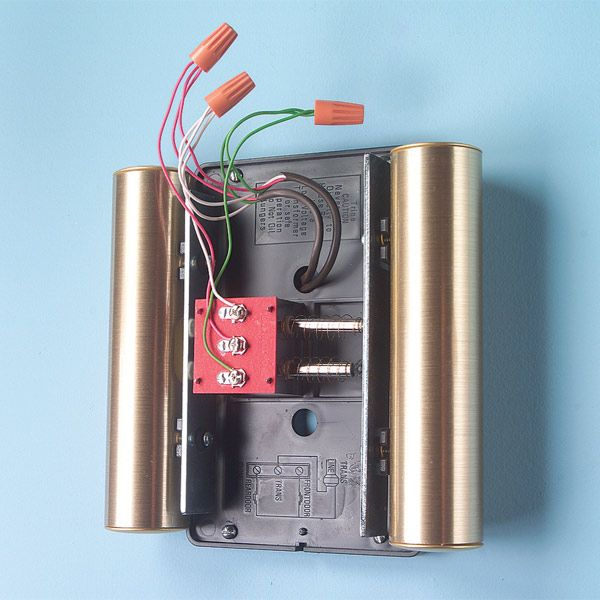 Adding A Second Doorbell Chime Doorbell Chime Electrical Wiring Doorbell