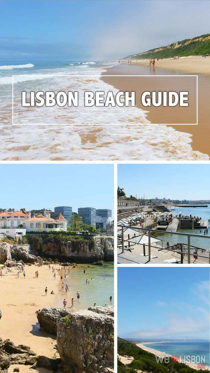 Plan your summer holiday to Lisbon and enjoy a great city next to fantastic beaches.
