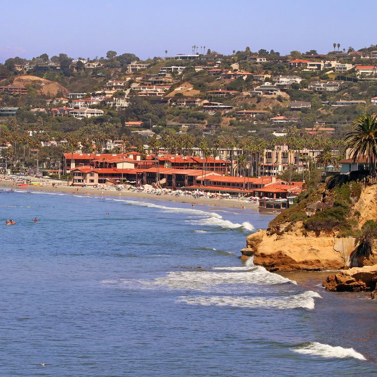 La Jolla Shores - The Best Beaches in San Diego - Coastal Living