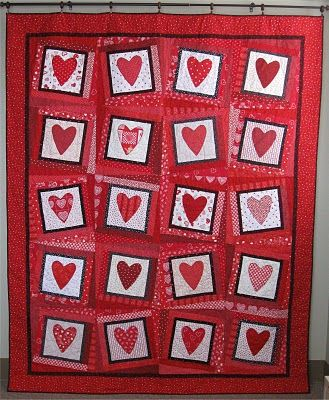 Quilting Sisters: Valentine Quilts