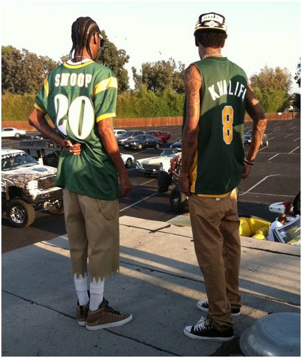 Snoop and Wiz Khalifa