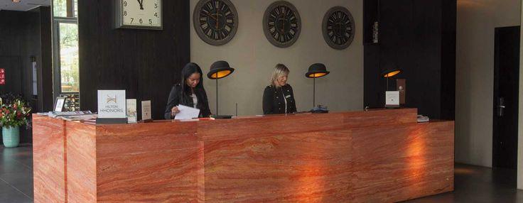 Hoteles en Santiago, Chile - DoubleTree by Hilton Santiago - Vitacura