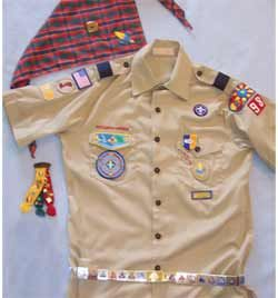 Guide to Awards and Insignia - Boy Scouts of America