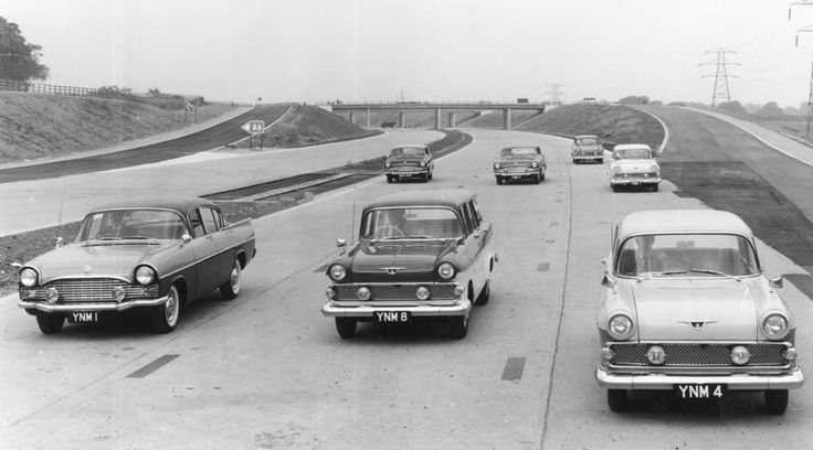 British motorway speed limits were set in the 1960s, but were never reappraised
