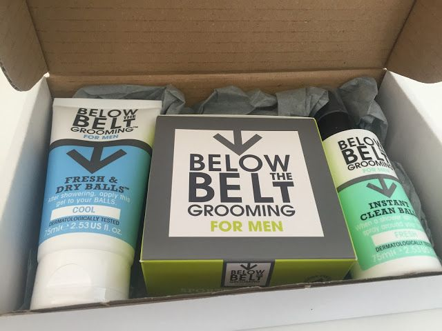 Beautykinguk: Below the Belt Grooming