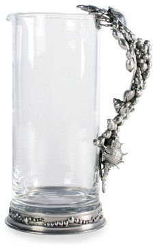 Sea Life Pitcher transitional serveware