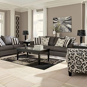 New scatter back sofa with reversible seat cushions. All scatters included! 3 seater also available.
