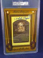 ORLANDO CEPEDA 2011 Legends of the Hall Historic Autograph Limited PSA DNA HOF