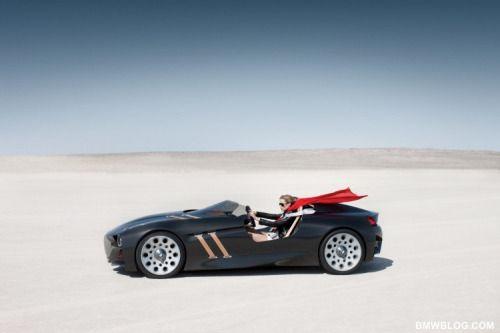 Estreia Mundial: BMW 328 Hommage