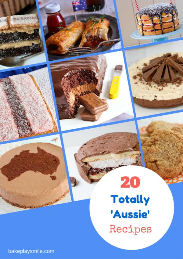 The VERY BEST AUSTRALIA DAY RECIPES!!!! 20 totally delicious recipes that will…