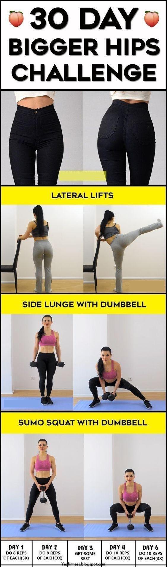 24 best Get A Bigger Hips images on Pinterest | Butt ...