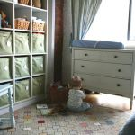 For the Love of Home & Parties – Changing Table Dresser