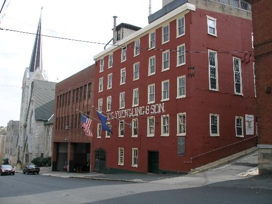 schuylkill county pa | Pottsville Yuengling Brewery - oldest in USA