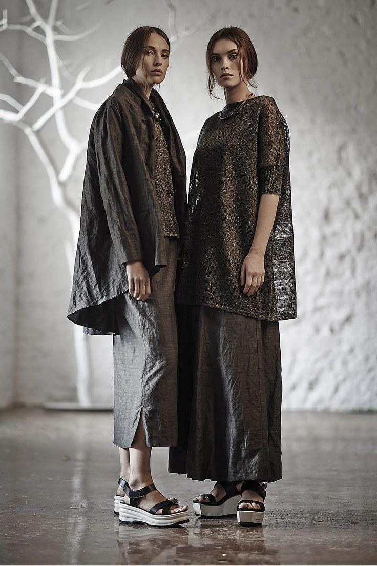 Купить Накидка АМПИР жатка на подкладке от Lesel (Лесель) дизайнер одежды