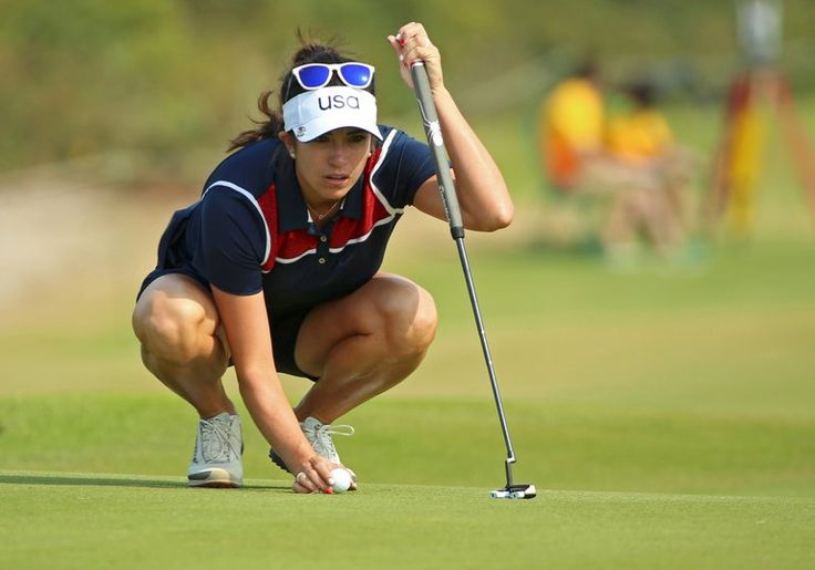 Gerina Piller's Quest for a Medal in Women's Golf Ends in Tears - The New York…