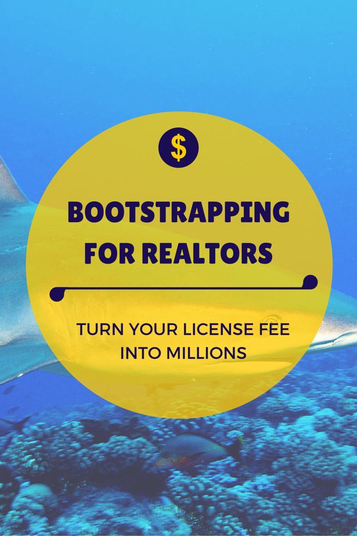 Bootstrapping is the art of doing more with less. These 6 tips will help realtors market better with less while they start out.  No matter where you are in real estate, you always have to scrappy and be hunting down the next lead. These tips will help you do that better.  They'll help you turn your licensing fee into the millions real estate careers have to offer. #marketing #realestate #realtor Click to see the tips. Repin for when you need the reminders