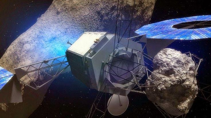 Conspiracy Feeds: Η NASA θα χαρίσει στη Σελήνη το δικό της φεγγάρι