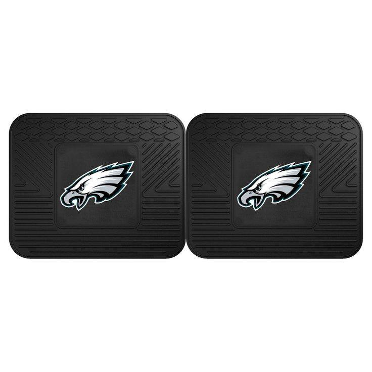 NFL Fan Mats 2 Utility Mats - Philadelphia Eagles