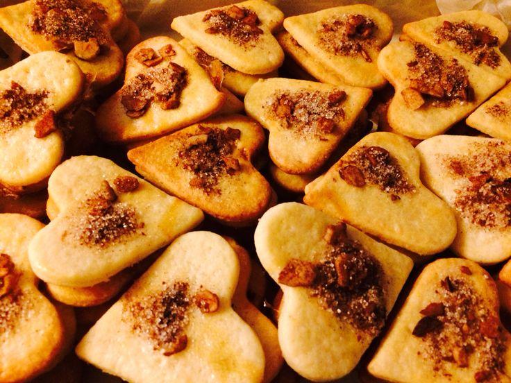 Jødekager opskrift: http://icakes.dk/joedekager-opskrift/