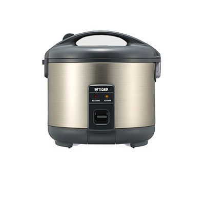 Tiger Rice Cooker Size: 10 Cup