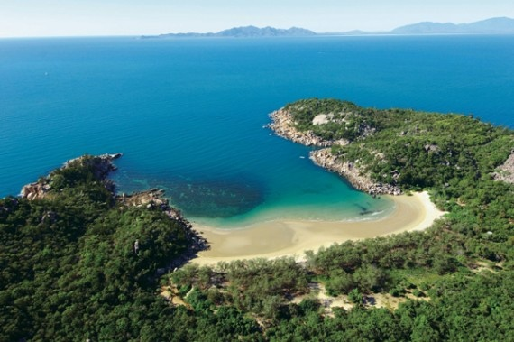 Radical Bay, Magnetic Island - If you're after an old fashioned beach holiday, without the bright lights, high rises and cafe strips, look no further than Radical Bay – one of Magnetic Island's hidden gems accessible only by 4WD or foot.