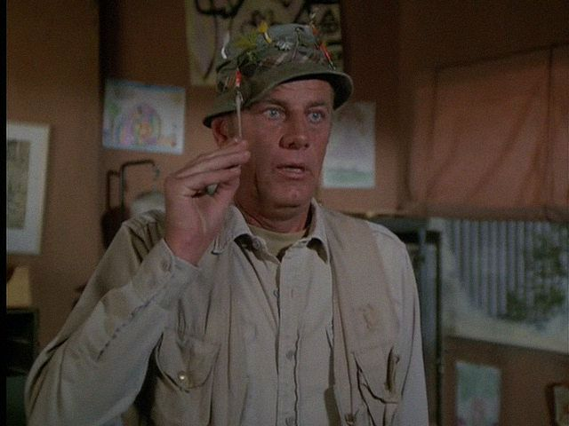mclean stevenson interview