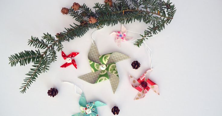 Twiggy and Opal: Pinwheel Bow/Ornament :: Tutorial