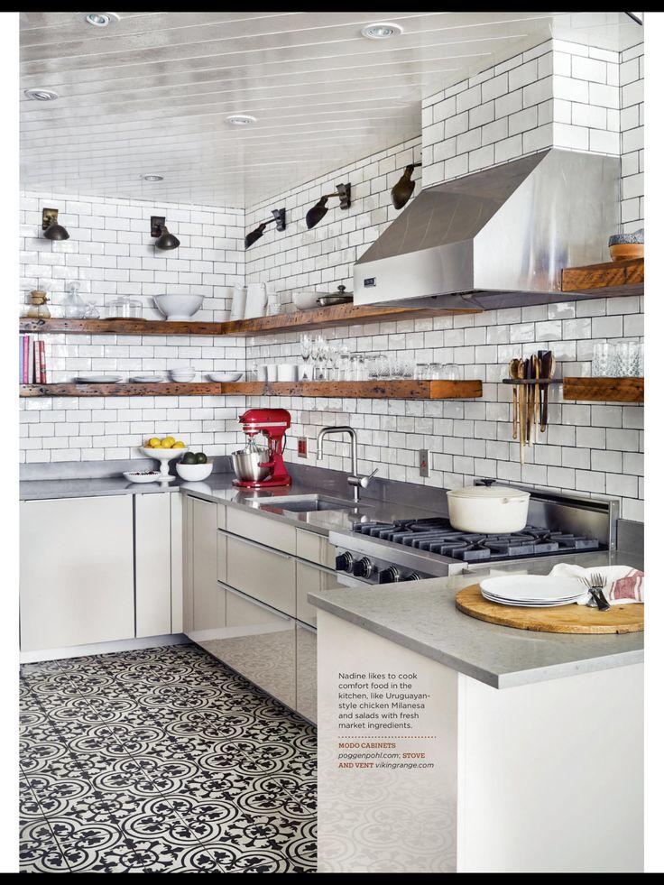 Offene Regale, Regale, Ideen Zur Haushaltsorganisation, Kücheneinrichtung,  Weiße Küchen, Fußböden, Zukunft, Innenarchitektur