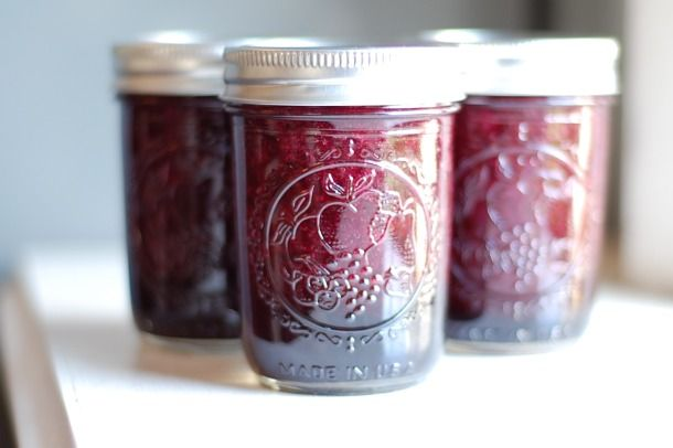 blueberry orange ginger jam