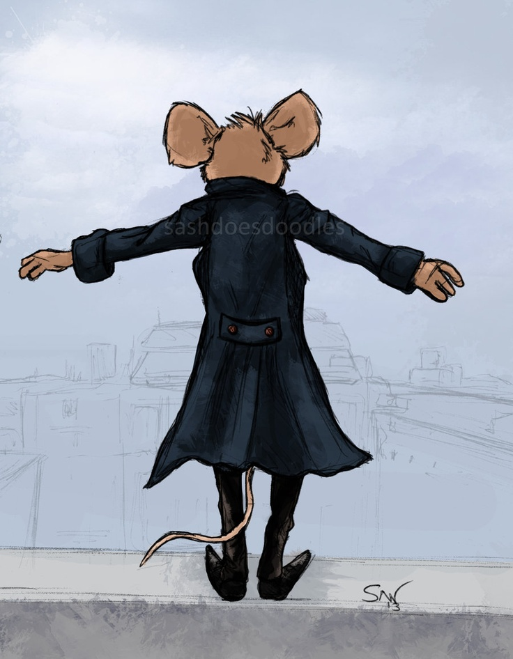 The Great Mouse Detective/Reichenbach Crossover