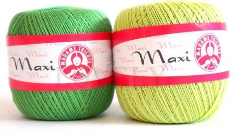KORDONEK MAXI Madame Tricote BAWEŁNA DUŻO KOLORÓW (5302258708) - Allegro.pl - Więcej niż aukcje.