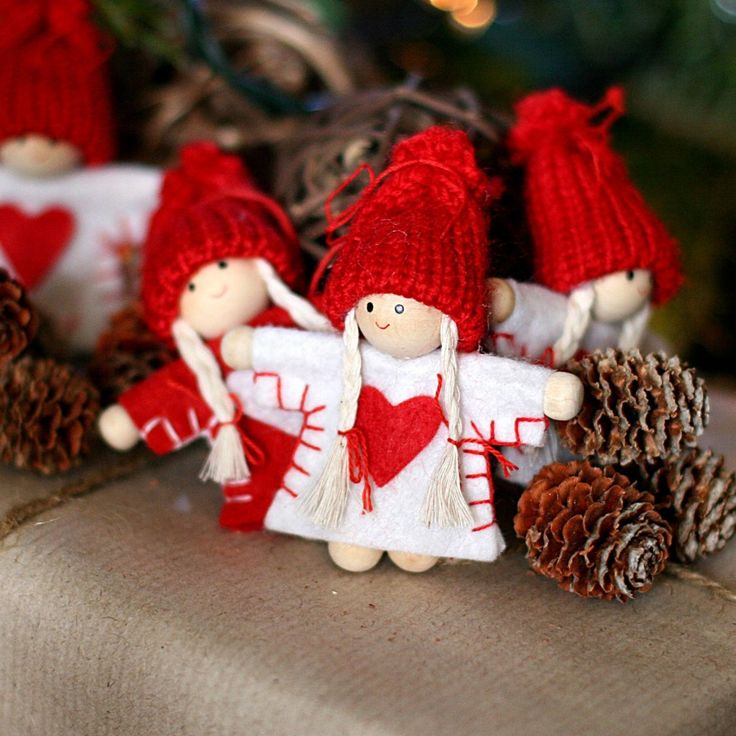 17 Best Ideas About Scandinavian Christmas Decorations On