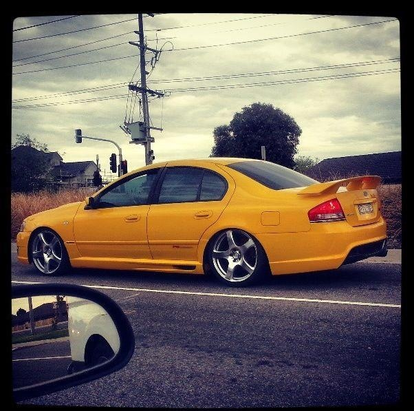 #dropped on its ass#sexy bf#mad rims#f6typhoon#eatscommodoresforbreaky