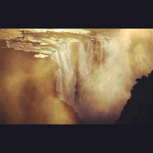 See the incredible Victoria Falls while staying at Vic Falls Safari Lodge