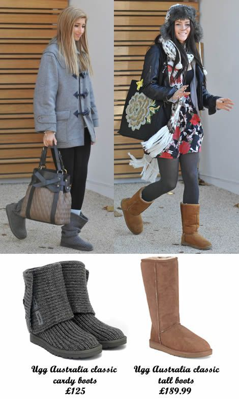 57 Best Ugg Boots Celebrity Styles Images On Pinterest